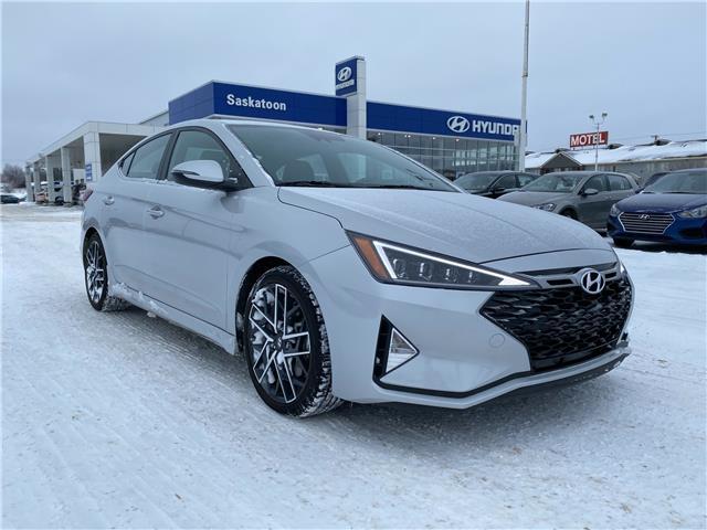 2019 Hyundai Elantra  (Stk: B7811) in Saskatoon - Image 1 of 11