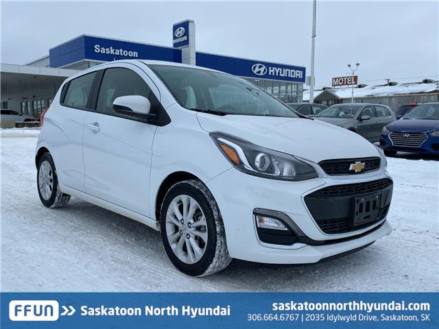 2019 Chevrolet Spark  (Stk: B7808) in Saskatoon - Image 1 of 11