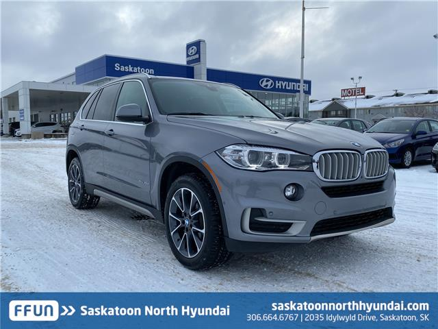 2017 BMW X5 xDrive 35d  (Stk: B7798) in Saskatoon - Image 1 of 11