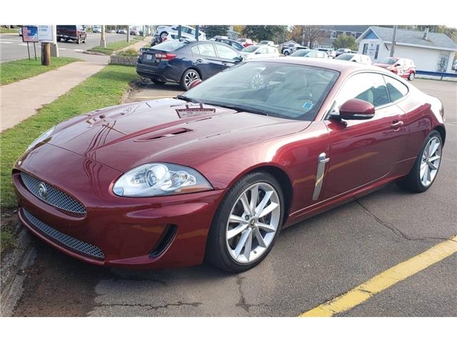2010 Jaguar XKR XKR Coupe (Stk: p20-328) in Dartmouth - Image 1 of 4
