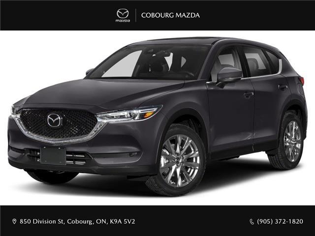 2021 Mazda CX-5 Signature (Stk: 21055) in Cobourg - Image 1 of 9