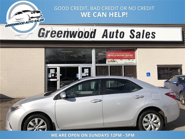 2015 Toyota Corolla LE (Stk: 15-33968) in Greenwood - Image 1 of 23
