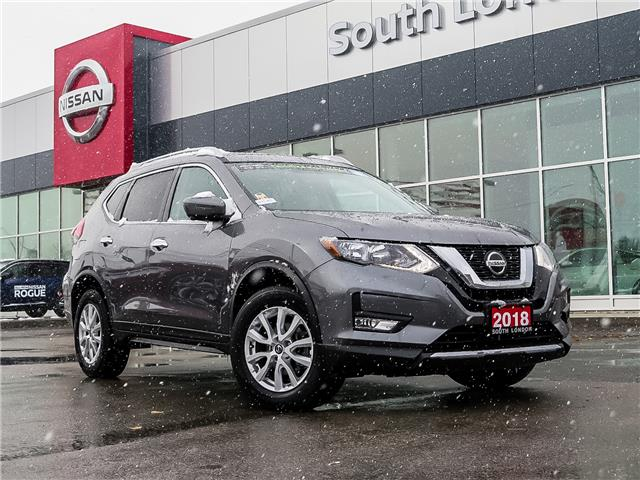 2018 Nissan Rogue SV (Stk: 14499) in London - Image 1 of 24