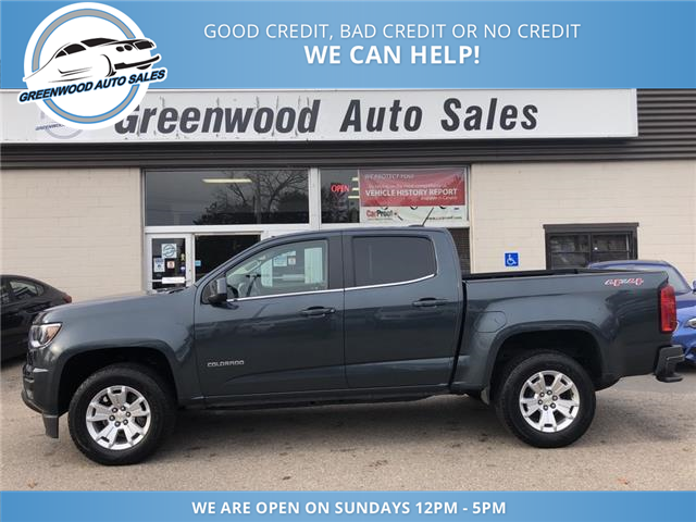 2019 Chevrolet Colorado LT (Stk: 19-10993) in Greenwood - Image 1 of 24
