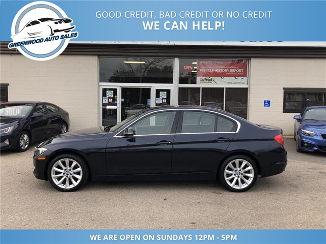 2014 BMW 320i xDrive (Stk: 14-69218) in Greenwood - Image 1 of 19