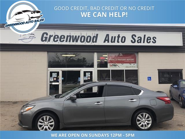 2017 Nissan Altima 2.5 SV (Stk: 17-52389) in Greenwood - Image 1 of 22