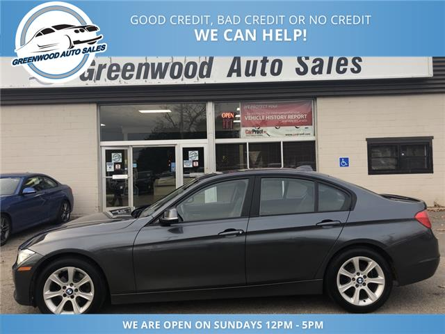 2012 BMW 320i  (Stk: 12-78193) in Greenwood - Image 1 of 22