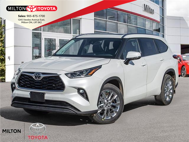 2021 Toyota Highlander Limited (Stk: 065550) in Milton - Image 1 of 23