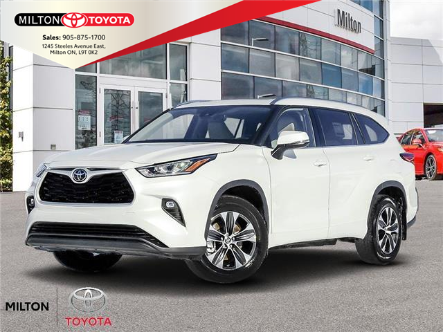 2020 Toyota Highlander XLE (Stk: 047800) in Milton - Image 1 of 10
