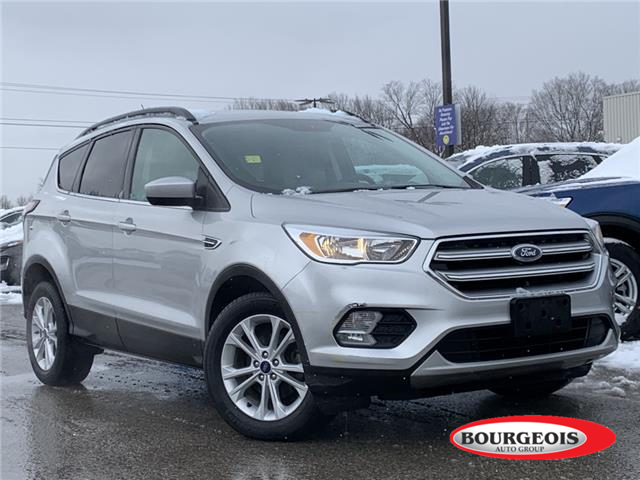 2017 Ford Escape SE (Stk: 20T1098A) in Midland - Image 1 of 16