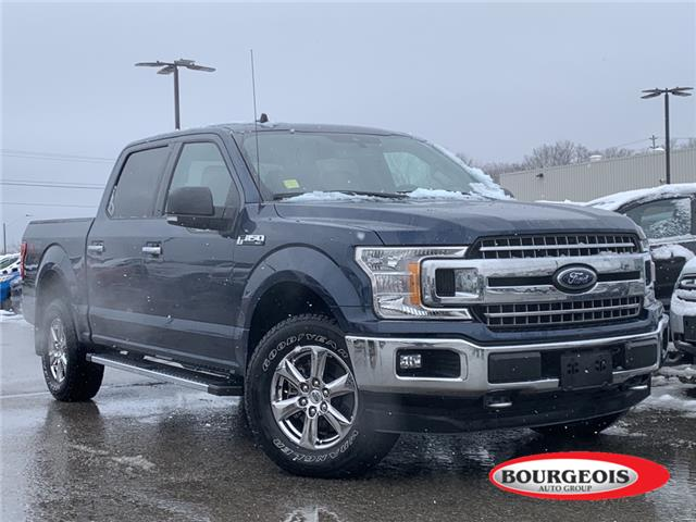 2019 Ford F-150 XLT (Stk: 20T1019A) in Midland - Image 1 of 14