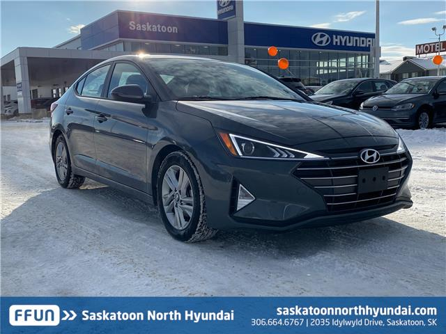 2019 Hyundai Elantra Preferred (Stk: B7780) in Saskatoon - Image 1 of 11