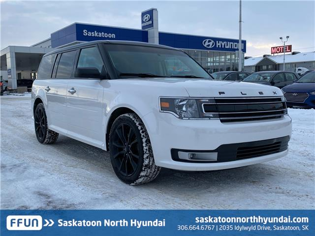 2016 Ford Flex SEL (Stk: B7771A) in Saskatoon - Image 1 of 11