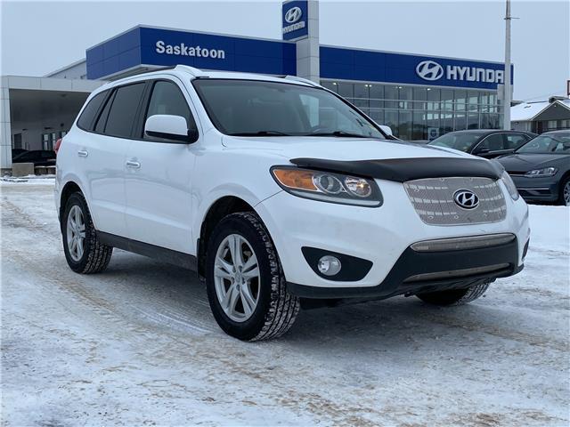 2012 Hyundai Santa Fe Limited 3.5 (Stk: 40483B) in Saskatoon - Image 1 of 11