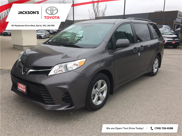 2020 Toyota Sienna LE 8-Passenger (Stk: 1503) in Barrie - Image 1 of 16