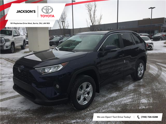 2021 Toyota RAV4 XLE (Stk: 17015) in Barrie - Image 1 of 14