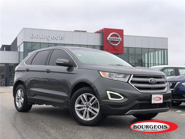 2017 Ford Edge SEL (Stk: 20RG84A) in Midland - Image 1 of 16