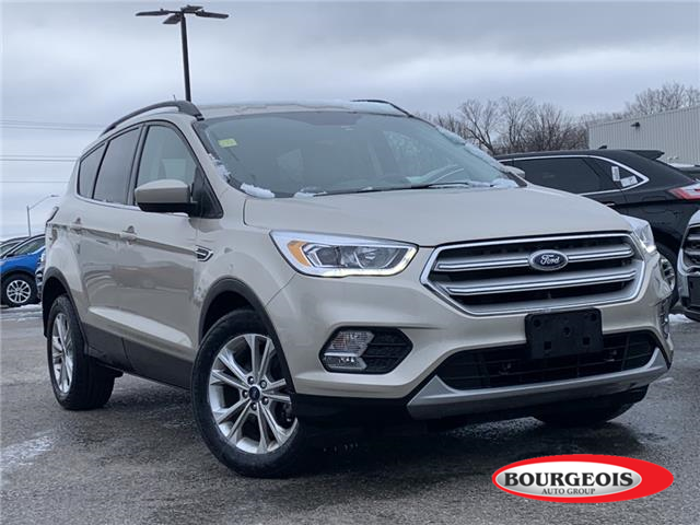 2018 Ford Escape SEL (Stk: 20T1083A) in Midland - Image 1 of 14