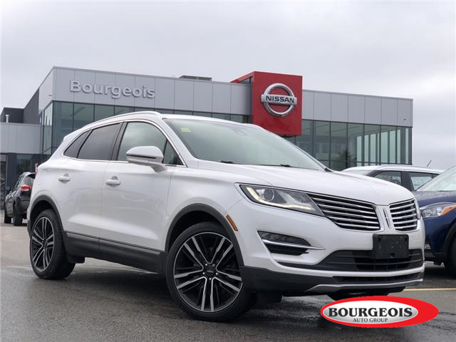 2017 Lincoln MKC Reserve (Stk: 00U156) in Midland - Image 1 of 18
