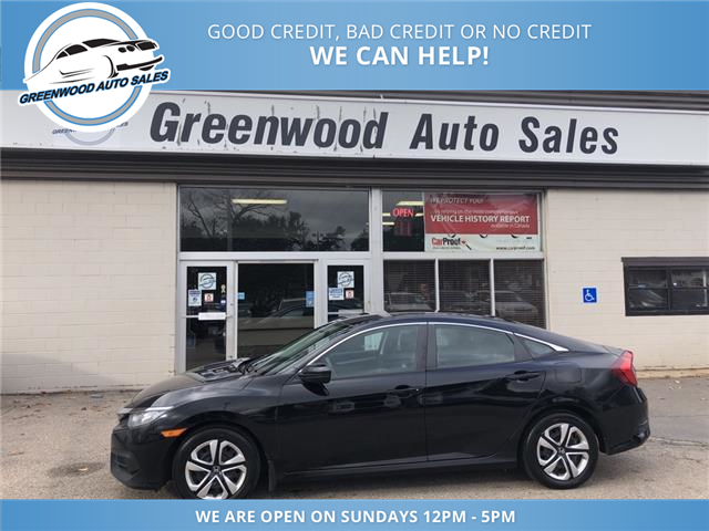2016 Honda Civic LX (Stk: 16-34165) in Greenwood - Image 1 of 23