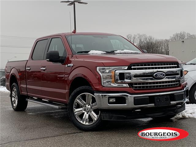 2018 Ford F-150 XLT (Stk: 20T870A) in Midland - Image 1 of 9