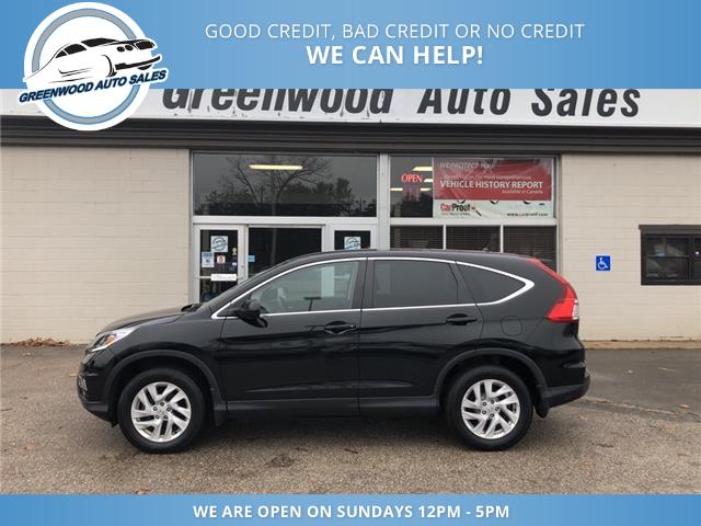 2016 Honda CR-V SE (Stk: 16-36123) in Greenwood - Image 1 of 19