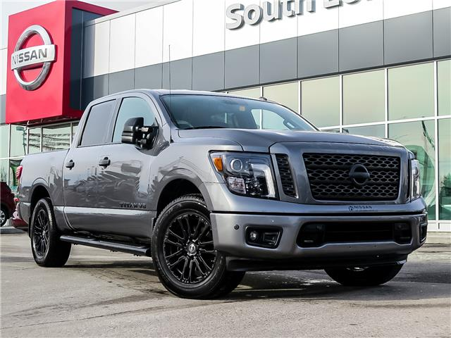2018 Nissan Titan SV Midnight Edition (Stk: 14504) in London - Image 1 of 25