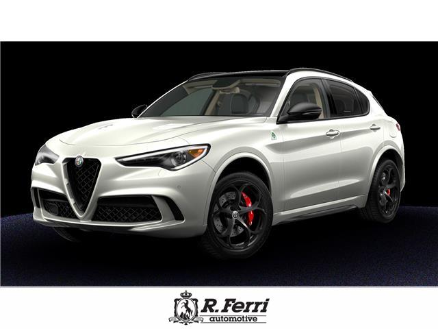 2019 Alfa Romeo Stelvio Quadrifoglio (Stk: 535AR) in Woodbridge - Image 1 of 1