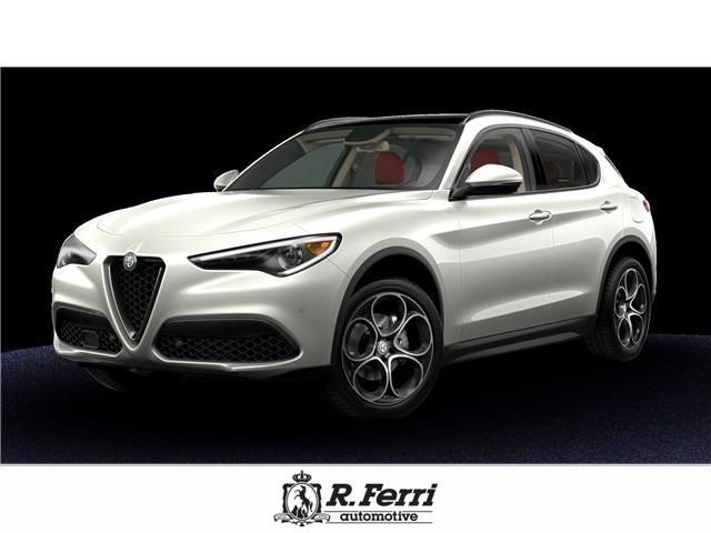 2019 Alfa Romeo Stelvio ti (Stk: 554AR) in Woodbridge - Image 1 of 1