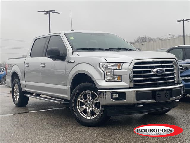 2017 Ford F-150 XLT (Stk: 20T1076A) in Midland - Image 1 of 16