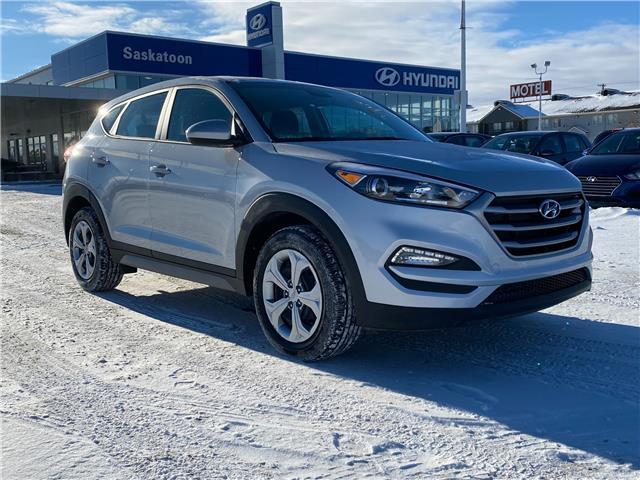 2018 Hyundai Tucson Base 2.0L (Stk: B7738A) in Saskatoon - Image 1 of 11