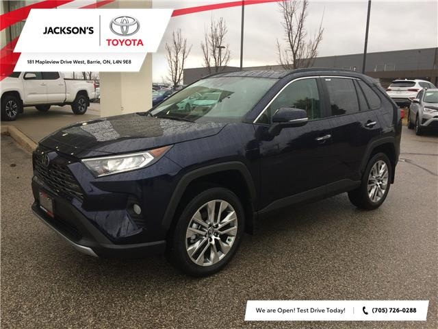 2021 Toyota RAV4 Limited (Stk: 12536) in Barrie - Image 1 of 11