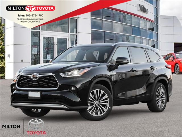 2021 Toyota Highlander Limited (Stk: 069064) in Milton - Image 1 of 10