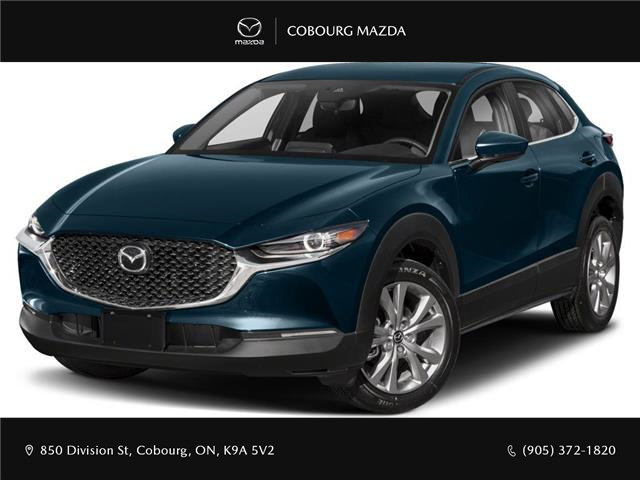 2021 Mazda CX-30 GS (Stk: 21065) in Cobourg - Image 1 of 9