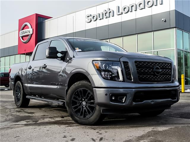 2018 Nissan Titan SV Midnight Edition (Stk: 14495) in London - Image 1 of 25