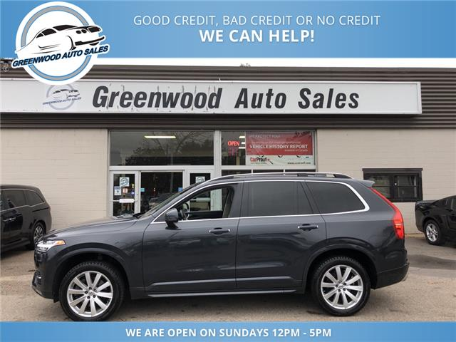 2018 Volvo XC90 T6 Momentum (Stk: 18-98928) in Greenwood - Image 1 of 23