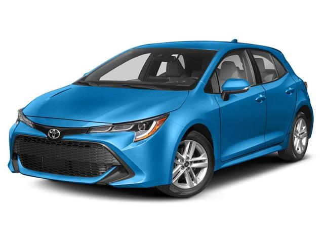 2021 Toyota Corolla Hatchback  (Stk: 32276) in Aurora - Image 1 of 9