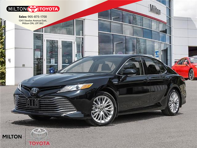 2020 Toyota Camry Hybrid XLE (Stk: 523042) in Milton - Image 1 of 23