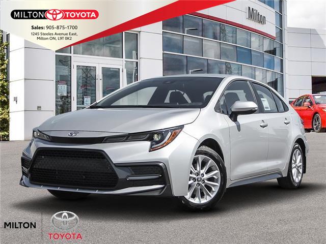 2021 Toyota Corolla SE (Stk: 071396) in Milton - Image 1 of 23