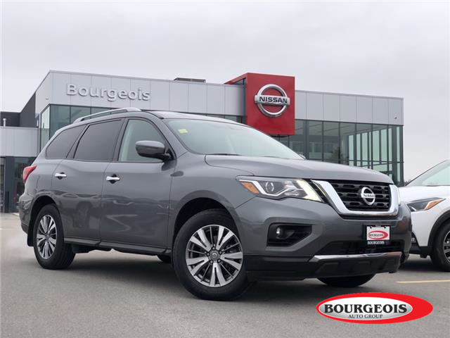 2019 Nissan Pathfinder SV Tech (Stk: 00U159) in Midland - Image 1 of 21