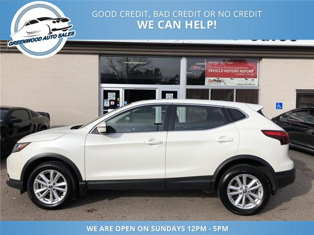 2019 Nissan Qashqai SV (Stk: 19-25229) in Greenwood - Image 1 of 21