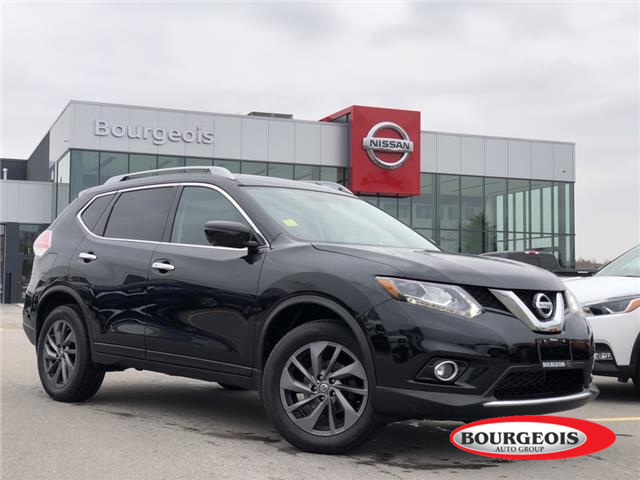 2016 Nissan Rogue SL Premium (Stk: 00U157) in Midland - Image 1 of 19