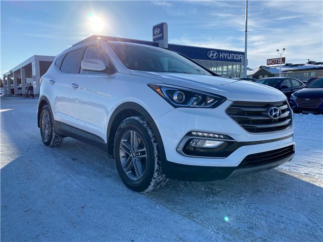 2017 Hyundai Santa Fe Sport 2.4 SE (Stk: B7809A) in Saskatoon - Image 1 of 11