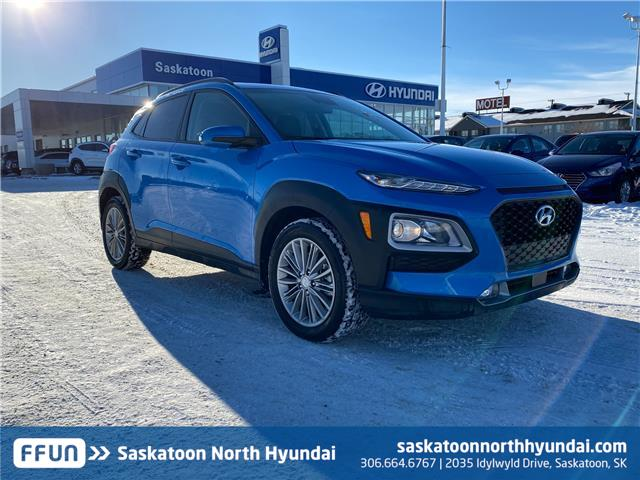 2019 Hyundai Kona 2.0L Luxury (Stk: 40224A) in Saskatoon - Image 1 of 11