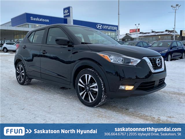 2020 Nissan Kicks SV (Stk: B7800) in Saskatoon - Image 1 of 12