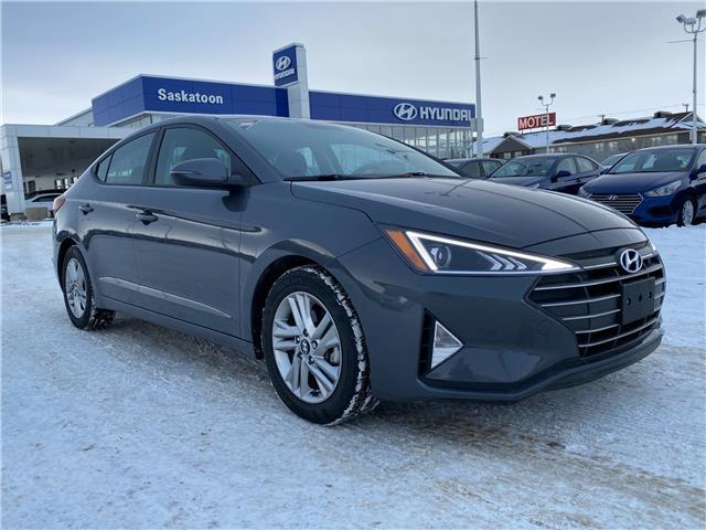 2019 Hyundai Elantra Preferred (Stk: B7698) in Saskatoon - Image 1 of 19