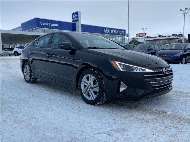 2019 Hyundai Elantra Preferred (Stk: B7763) in Saskatoon - Image 1 of 11