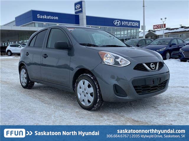 2019 Nissan Micra S (Stk: 40441A) in Saskatoon - Image 1 of 6