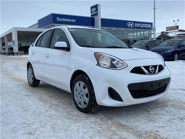 2017 Nissan Micra SV (Stk: 50045B) in Saskatoon - Image 1 of 11
