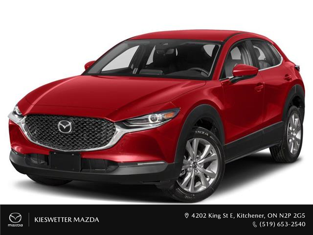 2021 Mazda CX-30 GS (Stk: 37076) in Kitchener - Image 1 of 9